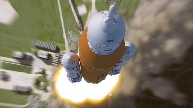 NASA, svemirska istraživanja i tehnologija: Kako izgleda nova, džinovska raketa 3