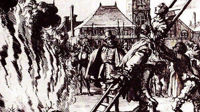 """Veštice i sujeverje: """"Spalili su moju pretkinju kao vešticu - tri veka kasnije, sprao sam ljagu s njenog imena"""" 1"""