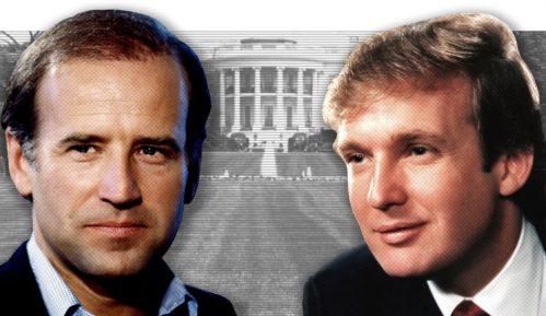 Izbori u Americi 2020: Kako su godine promenile Trampa i Bajdena 20