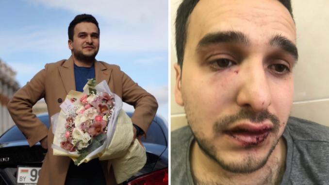 Protesti u Belorusiji: Cvećar uhapšen i pretučen jer je delio ruže, a sada se oporavlja u Litvaniji 4