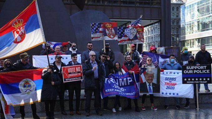 """Predsednički izbori u Americi 2020: Ko su """"Srbi za Trampa"""" i zašto ga podržavaju 4"""