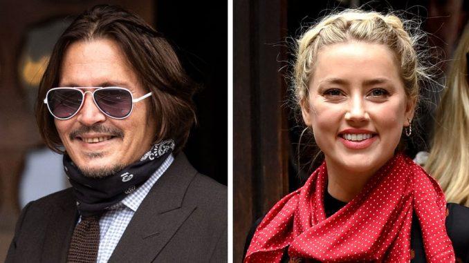 Džoni Dep i Amber Herd: Glumac izgubio tužbu za klevetu protiv lista San zbog tvrdnje da je tukao ženu 3
