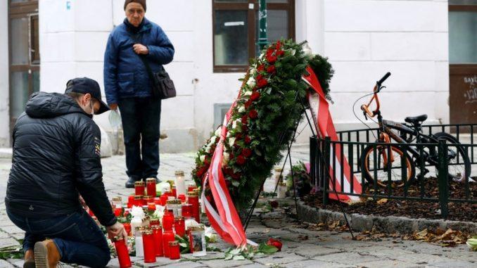 Napadi u Beču: Suspendovan šef antiterorističke jedinice policije 2