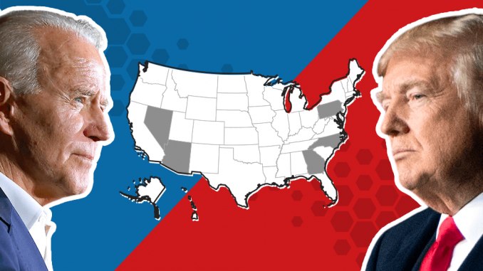 Predsednički izbori u Americi 2020: Bajden predviđa pobedu nad Trampom dok se nastavlja brojanje glasova 4