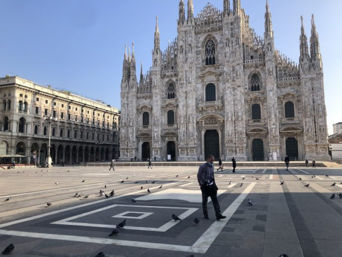 Korona virus i Italija: Novi košmar u Milanu i Lombardiji, prazne ulice i restorani 2