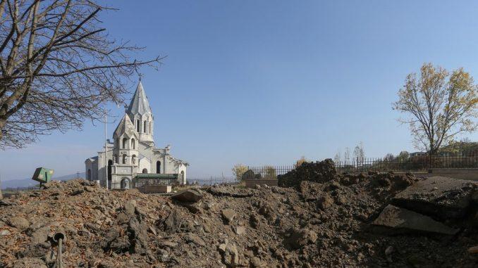 Rat u Nagorno-Karabahu, Jermenija i Azerbejdžan: Šta znači dolazak ruskih mirovnih snaga 2