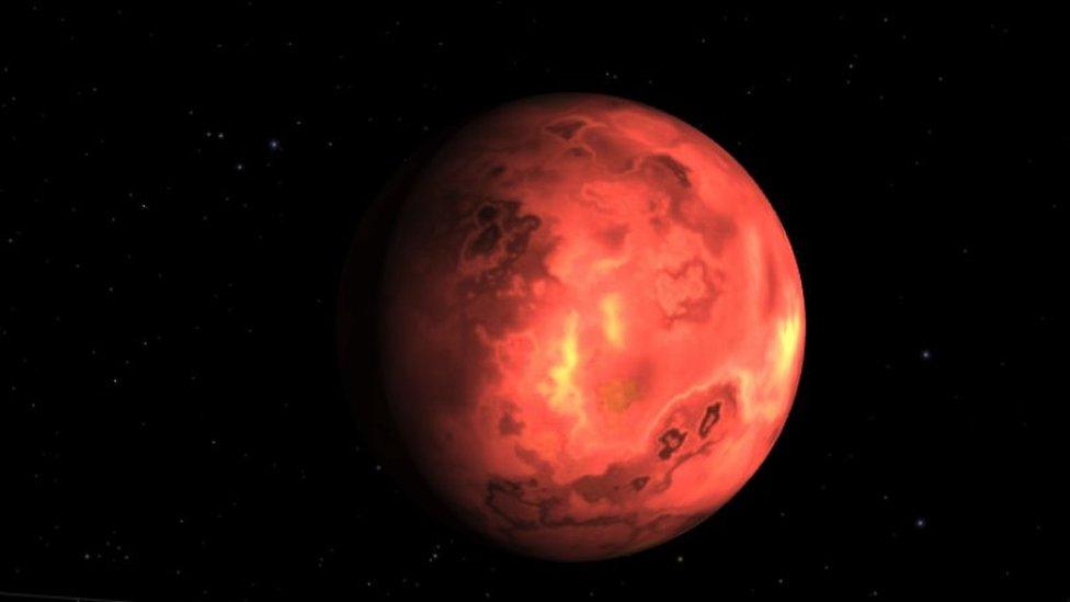 nasin model nove planete