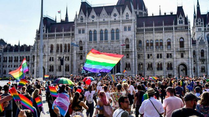 Mađarska i istopolna partnerstva: Na korak od zabrane usvajanja dece 5