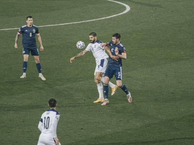 "Srbija – Škotska: ""Orlovi"" propustili veliku šansu, Škoti idu na Evropsko prvenstvo u fudbalu 5"