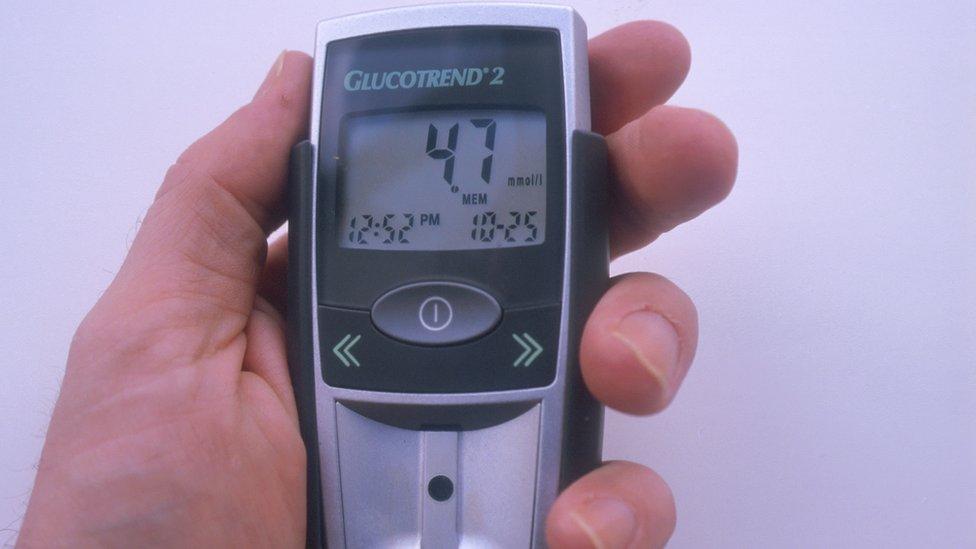 merač šećera u krvi elvis
