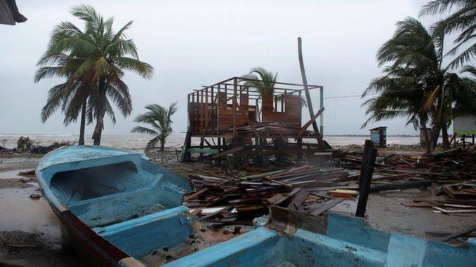 Vremenske nepogode i uragan Jota: Oluja četvrte kategorije pogodila Nikaragvu 3