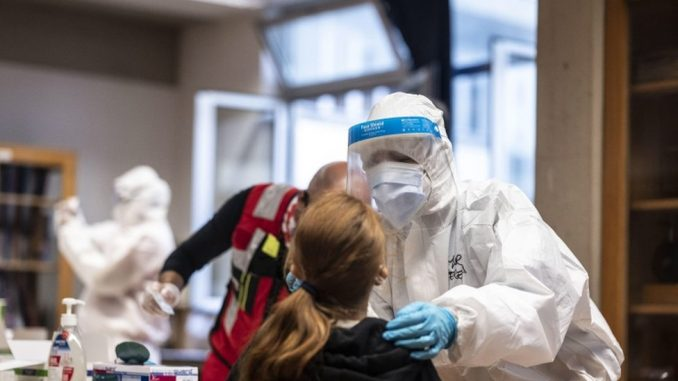 Korona virus: Novi crni rekord u Srbiji - 38 umrlih, više od 5.000 zaraženih, u Americi prvi pacijenti 11. decembra dobijaju vakcinu 3