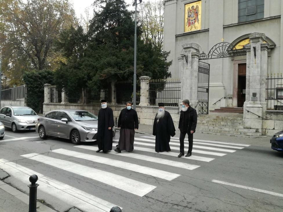 SPC, sveštenici, popovi,crkva