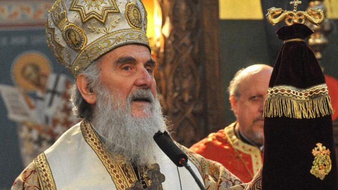 Korona virus, Srbija i SPC: Patrijarh Irinej sahranjen u Hramu Svetog Save 4
