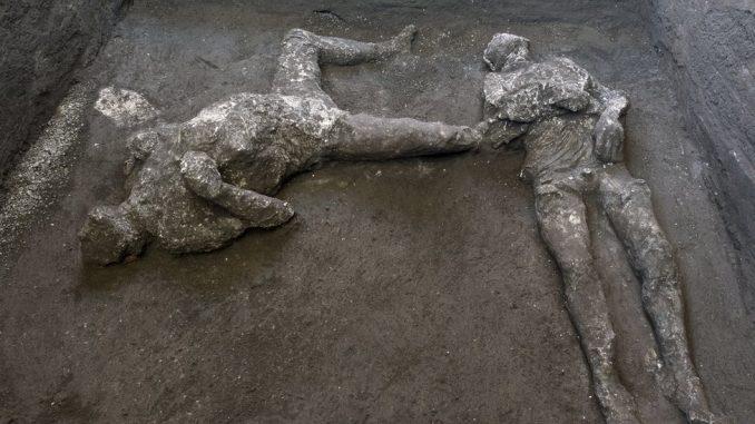 Arheologija i Pompeja: Otkriveni ostaci bogataša i roba poginulih u erupciji Vezuva 2