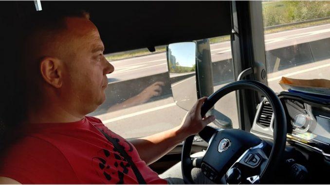 Korona virus, Srbija i vozači kamiona: Osećamo se kao heroji, mada od nas beže kao da smo šugavi 5