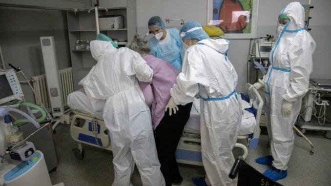 Korona virus: U Srbiji preminulo 65 ljudi - najviše od početka pandemije, Evropa sa grčevito bori sa širenjem zaraze 5