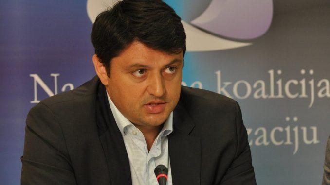 Vladimir Božović: Ambasador Srbije nepoželjna ličnost u Crnoj Gori - Beograd uzvratio istom merom 2