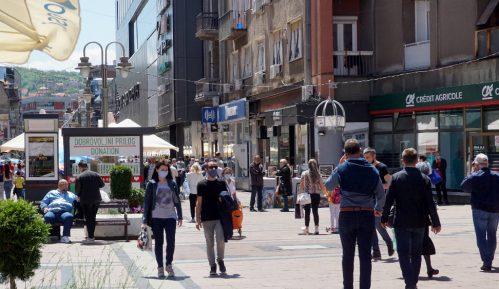 U Srbiji u toku dana sunčano vreme 5