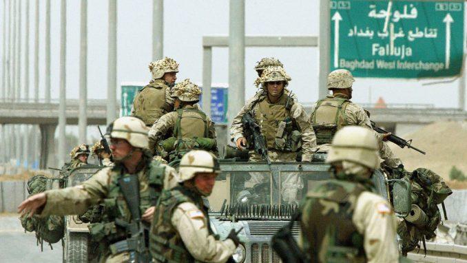 Dodatno povlačenje trupa iz Avganistana i Iraka 3