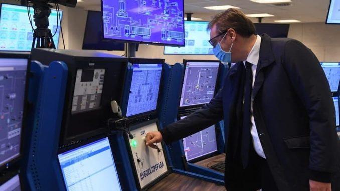 Vučić: Otvaranje jedne od najmodernijih rafinerija u regionu dokaz bratskog odnosa Rusije i Srbije 4