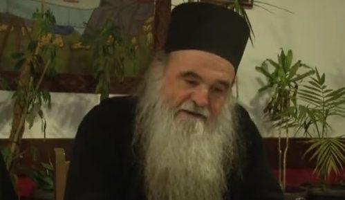 Koronom zaražen episkop kruševački David koji je služio opelo na sahrani patrijarha Irineja 2