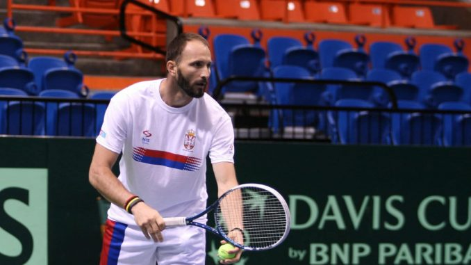 Dušan Vemić novi selektor ženske teniske reprezentacije Srbije 2