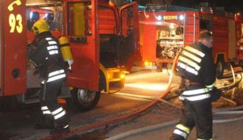 Ugašen požar u domu za stare u Mladenovcu 3