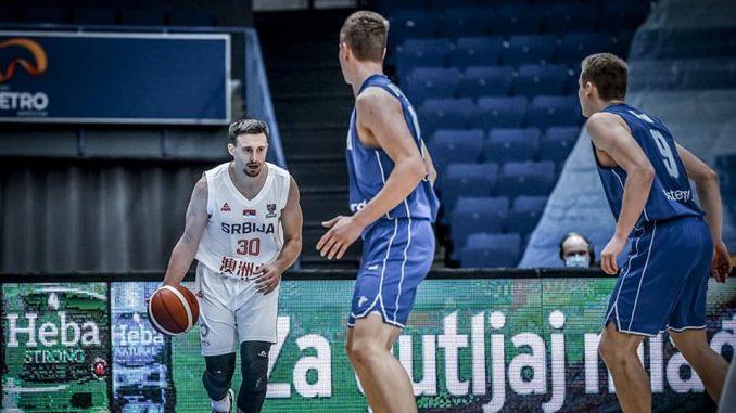 Srpski košarkaši pobedili Finsku 4