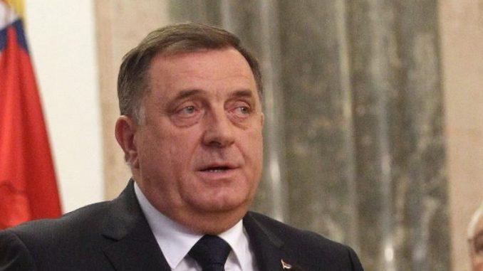 Dodik na saslušanju u Tužilaštvu BiH zbog ikone iz Luganska 4