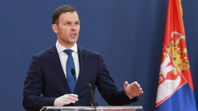 Mali: Vlada Srbije će danas odlučivati o pomoći građanima i privredi 1