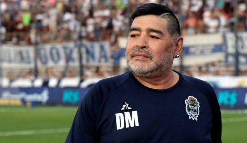 Maradona na lečenju zavisnosti od alkohola 11