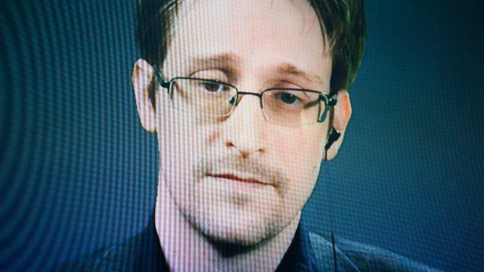 Edvard Snouden: Disident i patriota 4