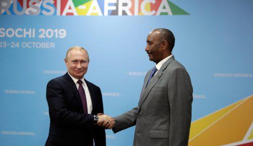 Rusko sidro u centru Afrike 1