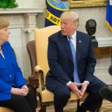 Kako je Tramp nervirao i zabavljao evropske lidere? 12