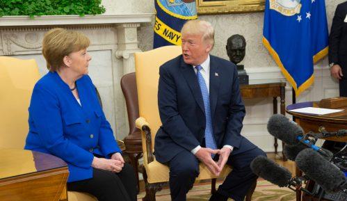 Kako je Tramp nervirao i zabavljao evropske lidere? 8