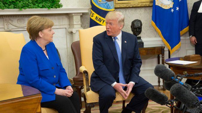 Kako je Tramp nervirao i zabavljao evropske lidere? 1