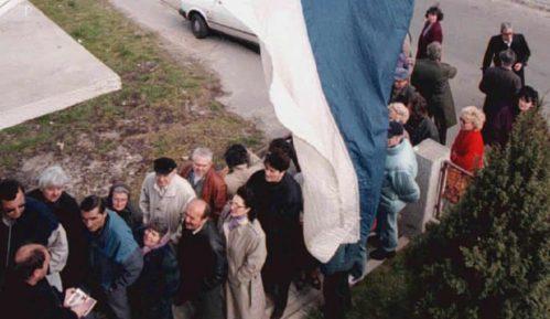 Simbol ratnih razaranja u bivšoj Jugoslaviji 12