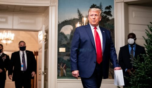 Tramp ponovio tvrdnje o izbornoj prevari 2