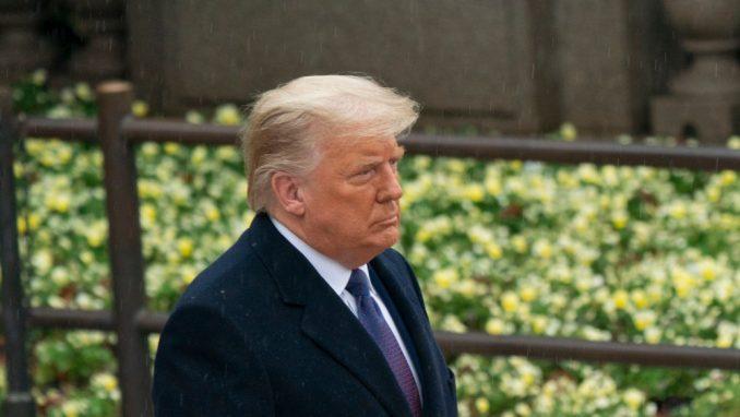 Tramp odobrio proglašenje vanrednog stanja u Vašingtonu 1