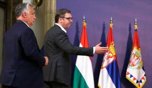 """Dajmel: """"Izvesni"""" gospodin Vučić i """"izvesni"""" gospodin Orban mogu mirno da sede 15"""