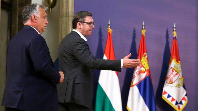 """Dajmel: """"Izvesni"""" gospodin Vučić i """"izvesni"""" gospodin Orban mogu mirno da sede 4"""
