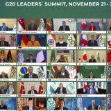 Lideri na samitu G20 pozivaju na zajedničku borbu protiv pandemije 11