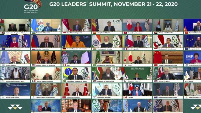 Lideri na samitu G20 pozivaju na zajedničku borbu protiv pandemije 1