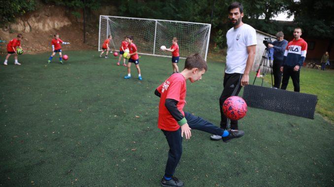 Širi se akcija podrške besplatnoj školi fudbala 4