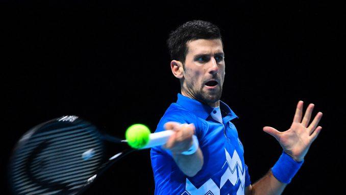 Novak Đoković postaje teniser s najviše šampionskih sedmica u istoriji 1