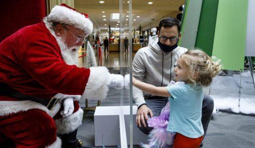 Konte: Deda Mraz će nositi masku i imaće dozvolu za putovanje 3