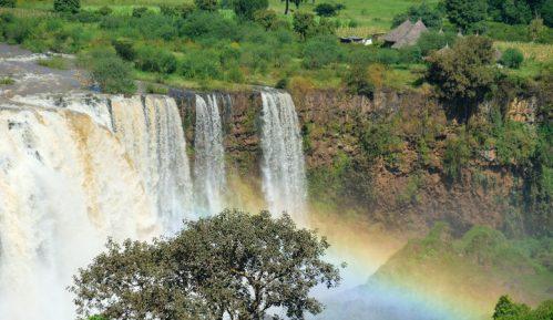 Etiopija: Tis Abay, vodopadi Plavog Nila 9