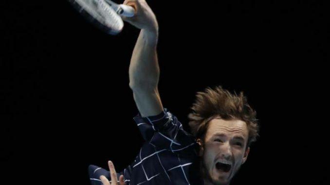 Danil Medvedev osvojio masters u Londonu 4