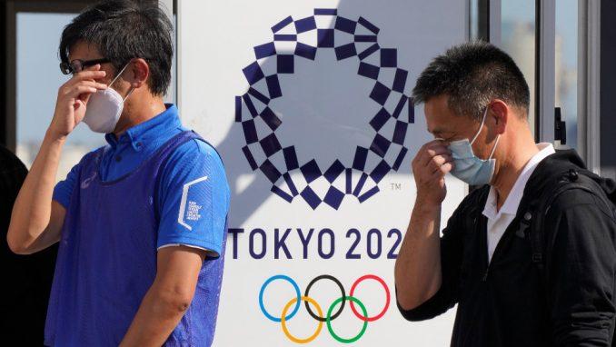 Organizatori Olimpijskih igara u Japanu počeli sa probnim takmičenjima 1